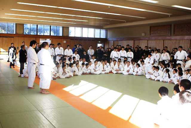 Judo Workshop 1