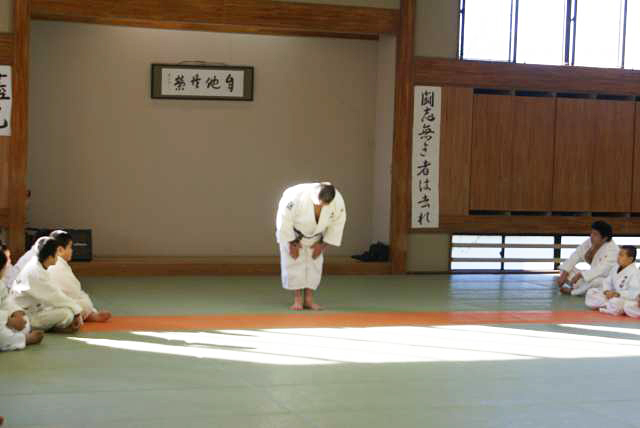 Judo Workshop 3