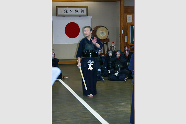 Kendo Workshop 2