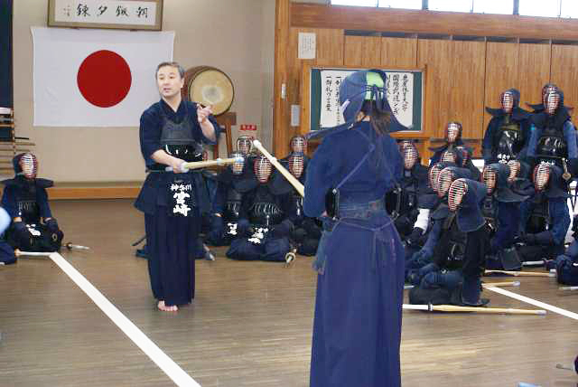 Kendo Workshop 3