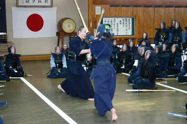 Kendo Workshop 4